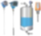 FMP50, VF03, BM102, levelflex, level, transmitter, E+H, Endress, Hauser, Hycontrol, Optiflex, Krohne, Vega