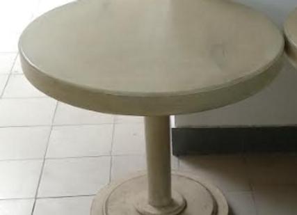 """Круглый """"Кантри"""" стол d-85 см. выс.-74см."""