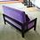 Thumbnail: Диван Фиолетовый (БУК) с подушками 130см.