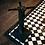 Thumbnail: Подстолье металлическое 1280ЕМ