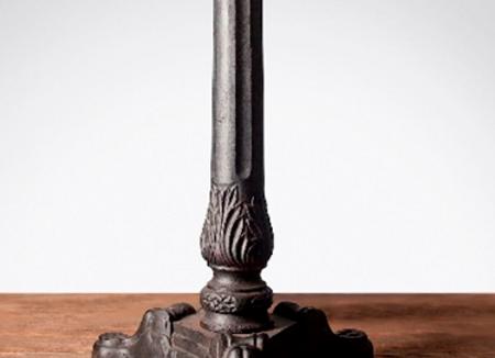 Подстолье ROOMERS (Нидерланды) монолит.чугун 40 кг!