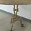 Thumbnail: Дизайнерский стол в винтажном стиле 85 см.