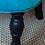 """Thumbnail: """"Комиссионный мебели Винтаж"""".Кресло Ribbone Изумрудный Вельвет"""