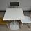 Thumbnail: Кофейный столик STYLUS Pedrali (Италия)60х60