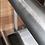 Thumbnail: Стул Дуб-нерж. сталь. Португалия.