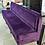 Thumbnail: Диван модульный фиолетовый 3 метра