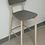 Thumbnail: Барный стул Connubia Jelly-серый (Италия)