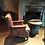"""Thumbnail: Кресло """"Сигарное"""" (откидное) нат.кожа."""