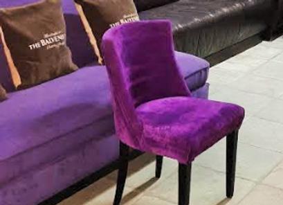 Стул SIA фиолетовый