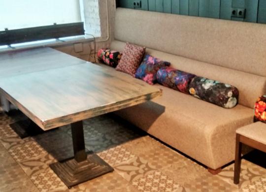 """Модульный диван""""Высокая спинка""""240см."""