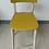 Thumbnail: Барный стул Connubia Jelly-горчичный (Италия)