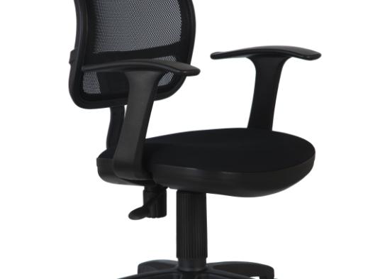 Кресло с подлокотниками Бюрократ