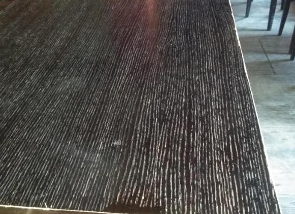 Столешница МДФ (тёмный орех) 1200х800мм