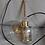 Thumbnail: Подвесной светильник Heragon 2LOFT2566-A(шар)