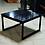 Thumbnail: Столик кальянный чёрный 70х70х45