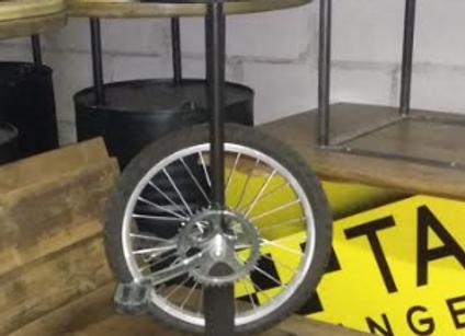 """Барный стул """"Велосипед"""" выс.-80см."""