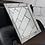 Thumbnail: Зеркало Калейдоскоп (нерж.сталь) 100х100 см.
