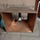 """Thumbnail: Подвесной светильник """"Абажур"""" (массив,медь)60х60х30"""