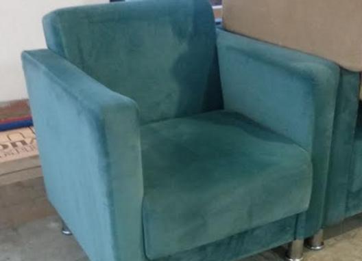 Кресло Алекто 2 бирюзовое