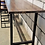 Thumbnail: Барный стол (массив,металл) 350 см.