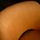 """Thumbnail: Кресло """"Мартин"""" оранжевое(ножки-металл)"""