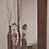 Thumbnail: Декоративная рама для зеркала с полкой 138х72 см.