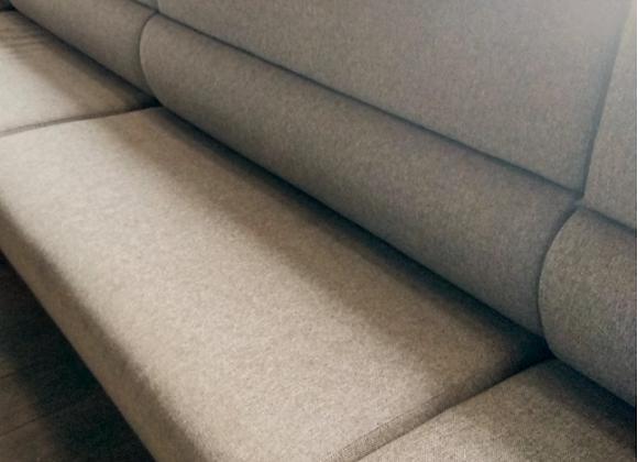 """Модульный диван""""Высокая спинка""""150см."""