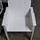 Thumbnail: Кресло массив - белое
