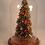 Thumbnail: Ваза цветная стеклянная купольная (30-40 см.)