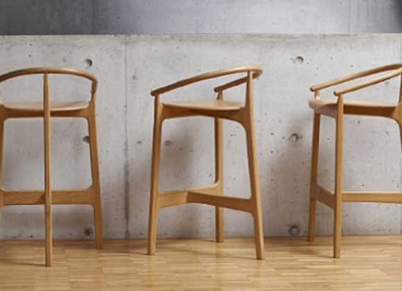 Барный стул EVO-H-2940(Бук)