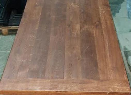 Столешница дубовая 140х80х5 см.