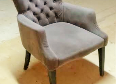 Кресло Сити-кофе с молоком