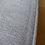 Thumbnail: Диван с каретной утяжкой серый-велюр (с 2-я подушками) 180см.