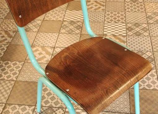 Винтажный стул Хиба