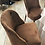 "Thumbnail: Кресло ""Ланкастер"" коричневое"