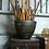 Thumbnail: Кашпо с декором из бамбука