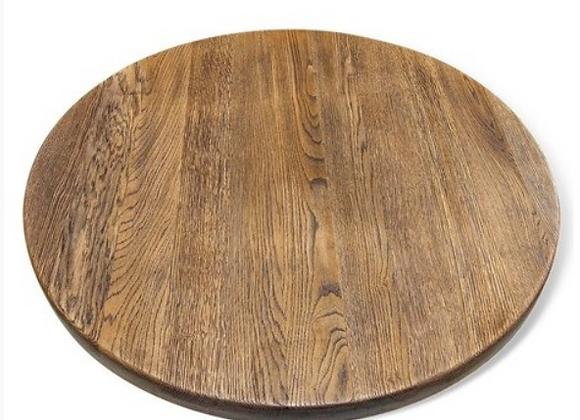 Столешница дубовая D-150х5 см