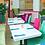 Thumbnail: Диван для кафе ВИЛЬЯМ (салатовый)