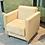 Thumbnail: Кресло Алекто 2 персиковое