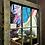 Thumbnail: Зеркало в металлической раме 172х72 см.