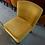 Thumbnail: Интерьерное замшевое кресло на буковых ножках
