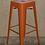 Thumbnail: Стул Tolix барный оранжевый