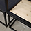 Thumbnail: Столик кальянный Лофт- 100х60