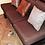 Thumbnail: Компактный диван на деревянном каркасе со съёмными подушками 170см.