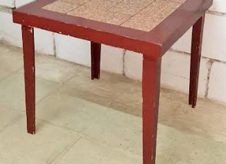 """Стол """"Плитка"""" (под покраску) 80х80"""