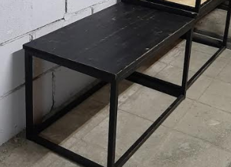 Столик кальянный Лофт- 100х60