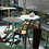 Thumbnail: Стул Tolix wood (Толикс вуд) 4 цвета