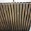 Thumbnail: Дизайнерская скамейка с подушкой (массив,нат.кожа) 215 см.