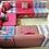 Thumbnail: Модульный диван с подушками 300х300см.