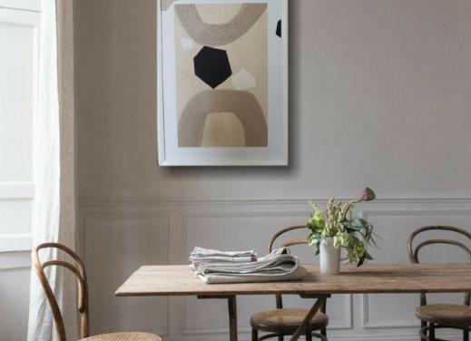 """Картина  70×50 """"Скандинавский минимализм"""""""